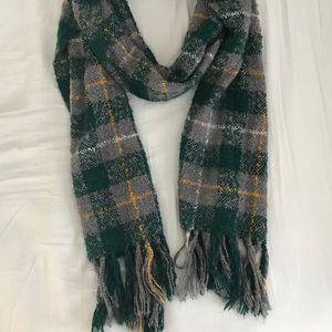 Urban Outfitter Plaid Scarf